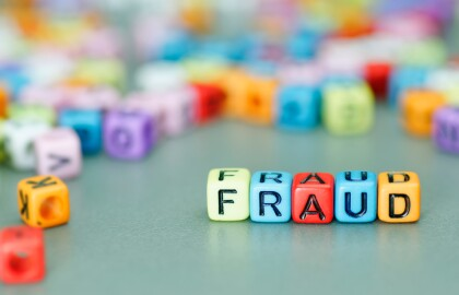 Join Us Tuesday, April 27 for Fraud Events at 10 a.m. and 11 a.m.