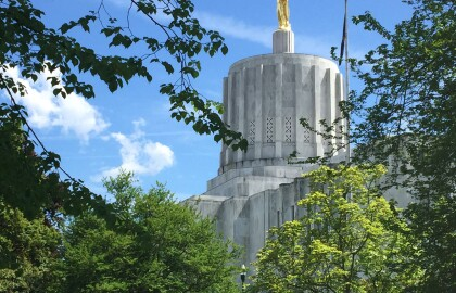 AARP Oregon's Legislative Agenda Serves People 50-Plus and Their Families