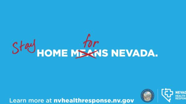 Stay at Home for Nevada COVID-19 coronavirus