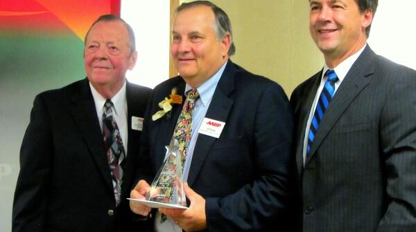 2013 Andrus Award Al Ward