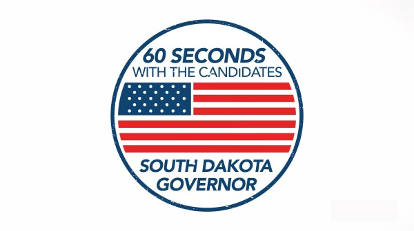 60 Sec With SD Governor Candidates