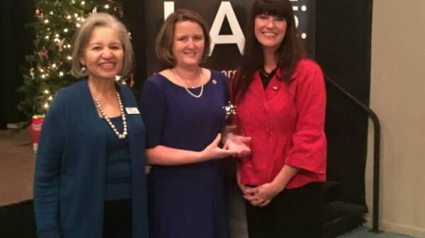 Andrus Award 2014