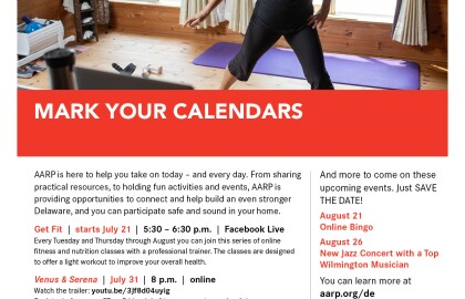 AARP helps you stay safe and have fun all summer long