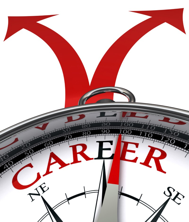 career cross roads