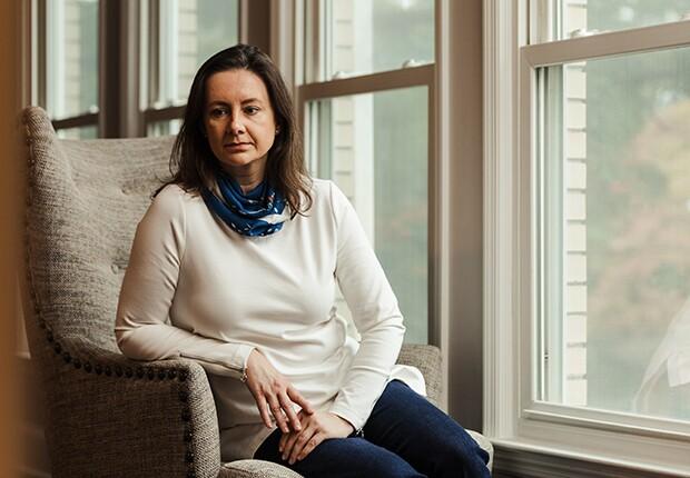 October 26, 2018 - Atlanta, Georgia, USA: Portrait of Jennifer Lux Holley