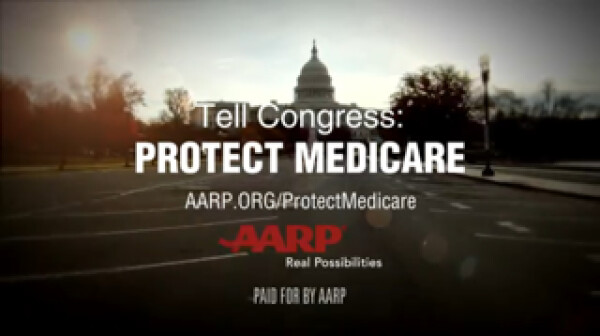 Protect Medicare for YouTube video