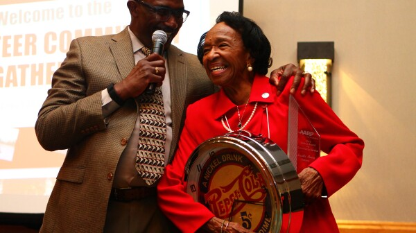 Lucille Moore Andrus Award 2018