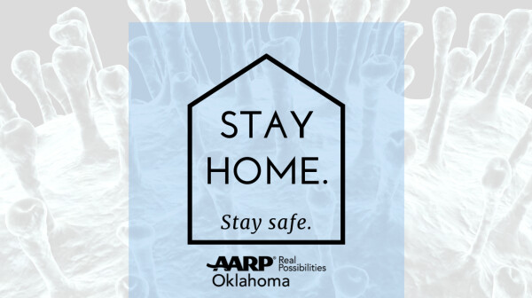 Stay at home. Stay safe, Oklahoma.