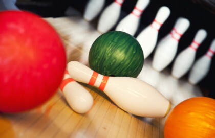 Help Strike Out Hunger at Boutwell's Bowling