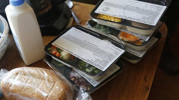 Meals on Wheels program