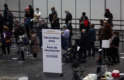 The COVID-19 Vaccine Distribution Plan in New York