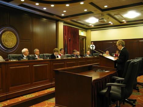 Peggy Munson Testimony