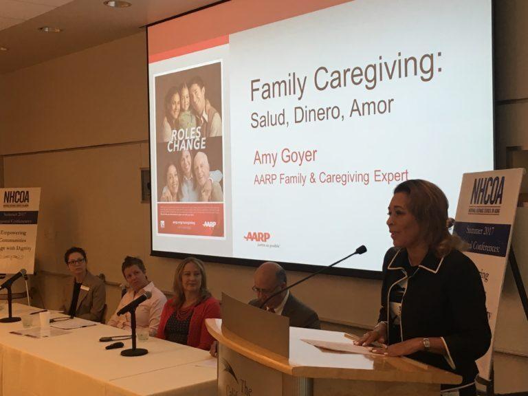 Amy Goyer, AARP Family, Caregiving, Salud, Dinero, Amor