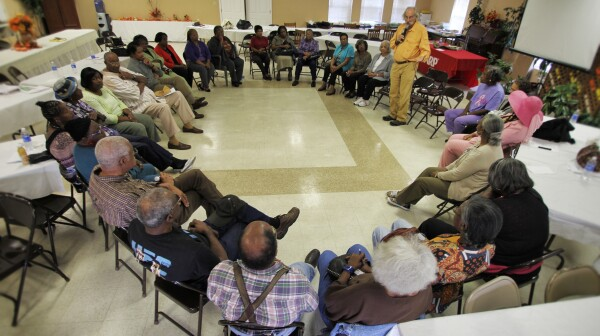 Clarksdale 'Seniors For A More Livable Community'