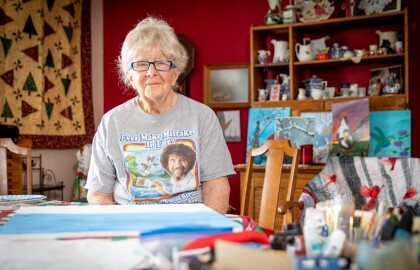 Donna Hay - AARP Iowa Hidden Gem