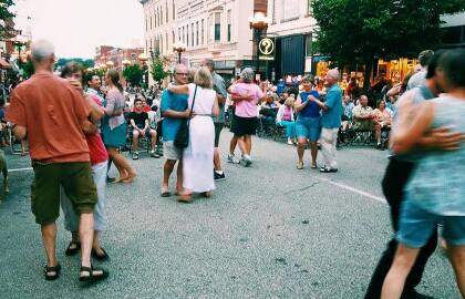 Summer Days Street Dance Aug. 2