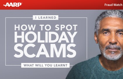 I Learned How to Spot Holiday Scams. What Will You Learn?