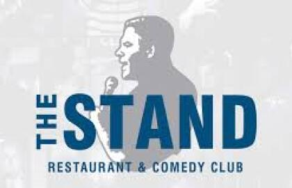 Join us for a night of laughs at The Stand Restaurant and Comedy Club!