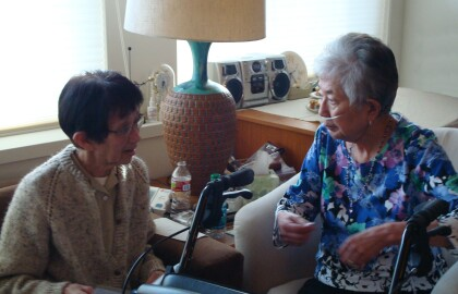 Volunteers Needed to Help Older Adults in Oregon Care Facilities