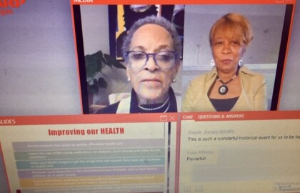 African American women use virtual AARP event to set policy agenda