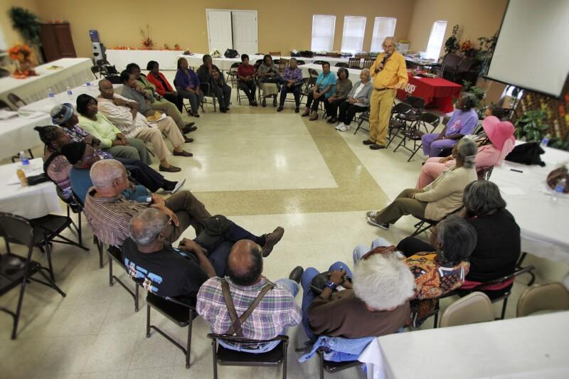 Clarksdale 'Seniors For A More Livable Community'