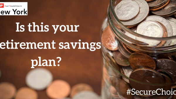 Is this your retirement savings plan-