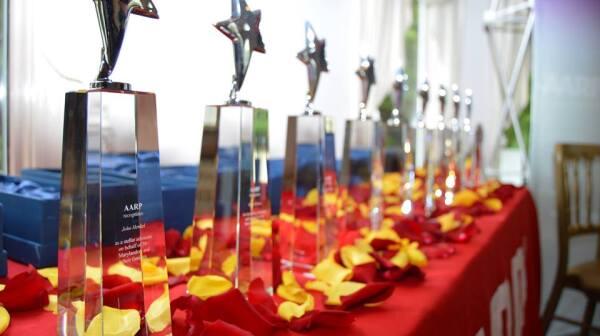 2016 Andrus Awards.