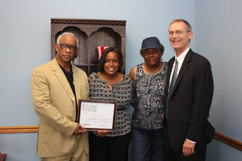Senior Center of York DSP award