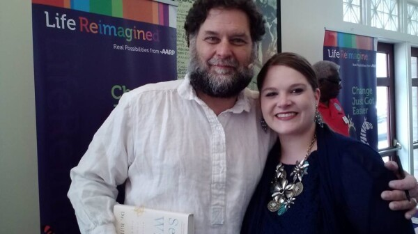 Dr. Bill Thomas and Michele