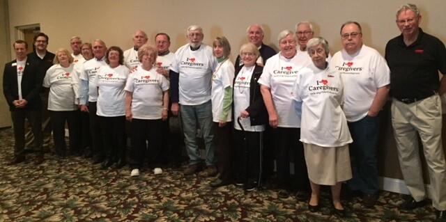 Grand Forks caregiving volunteers