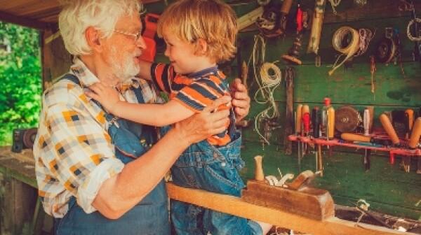 cape grandparents