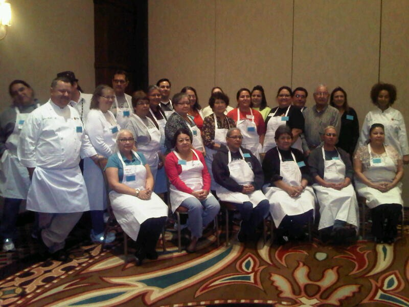 Cooking Class Participants--Day Two