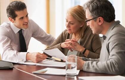 Financial advice to a couple