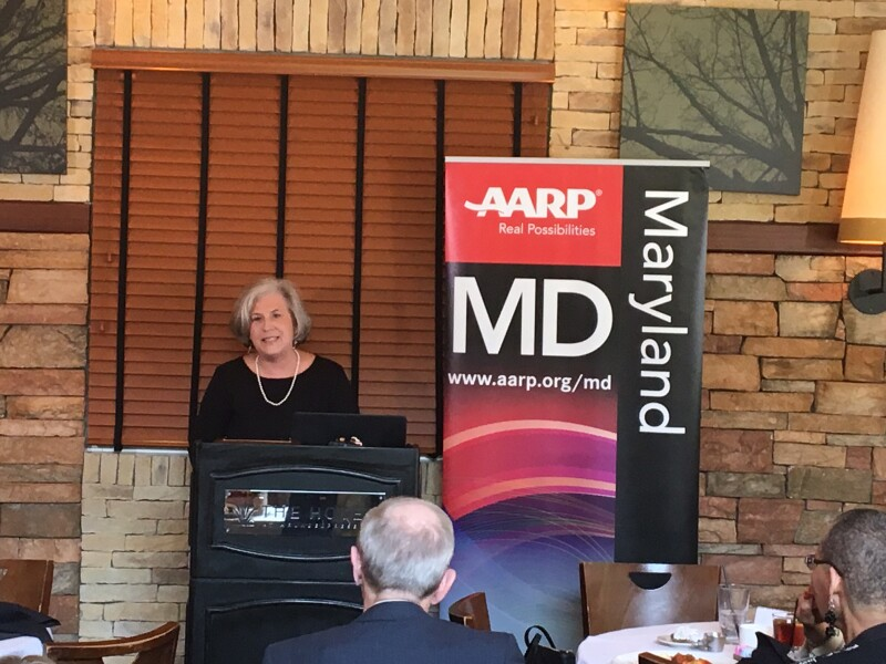 Tammy Bresnahan, AARP Maryland Associate State Director for Advocacy