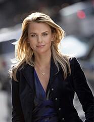 photo of Lara Logan, journalist
