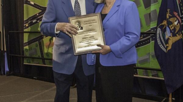 Robert Smith Austin Award winner