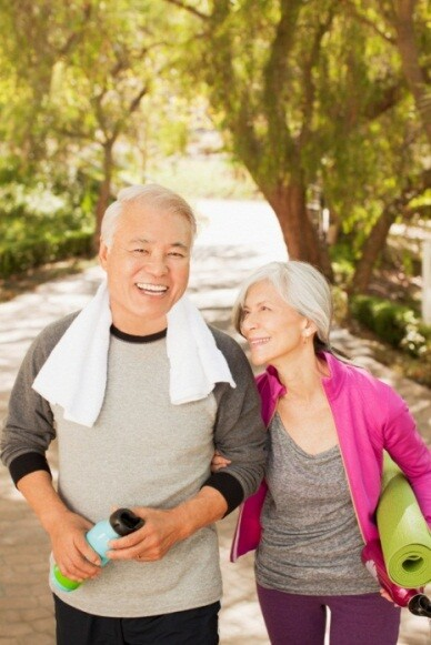 Exercises for older drivers