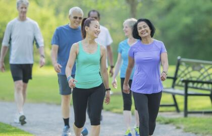 Lehigh Valley Walks: Be Active. Stay Active.