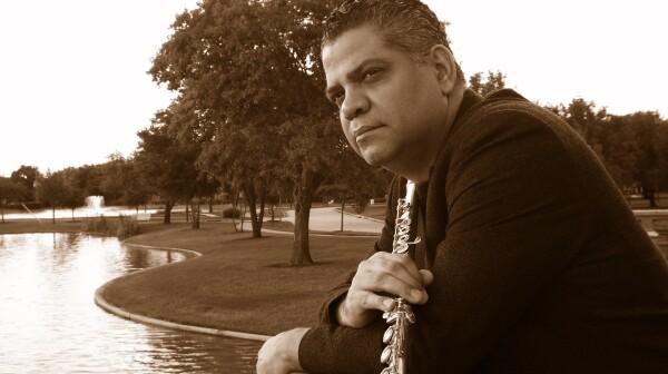 Nico Real flautist sepia 2