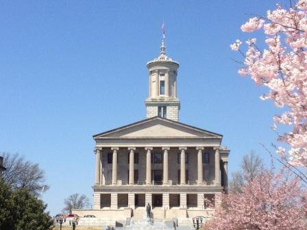 Tennessee Capitol Spring 2013