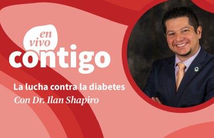 EVENTO VIRTUAL: La Lucha Contra la Diabetes