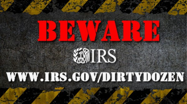 IRS Dirty Dozen