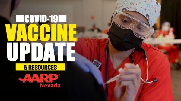 COVID-19 Vaccine Nevada AARP