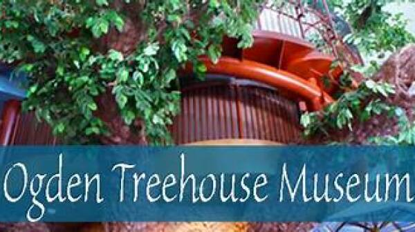 Ogden Treehouse Museum wide photo
