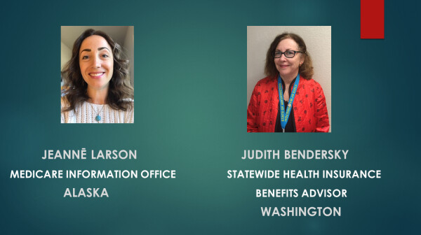 Jeanne Larson and Judith Bendersky, Medicare specialists.png