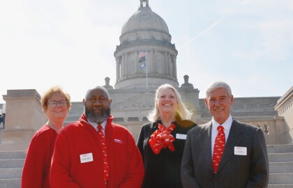 AARP Kentucky Applauds House Vote on House Bill 12
