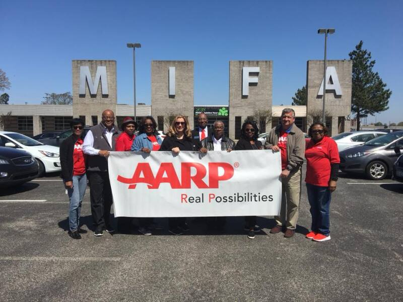 AARP TN at MLK50