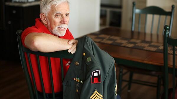 AARP  Veteran's Ceremony