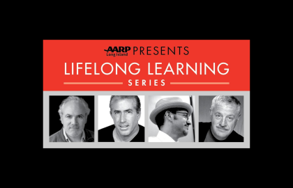 Lifelong Learning Series: FREE Virtual Seminars with Bay Street Theater!