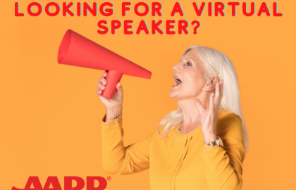 Something to Talk About: The AARP NH Speakers Bureau